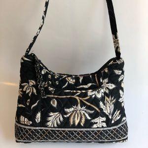 VERA BRADLEY for Crabtree Evelyn Floral Handbag